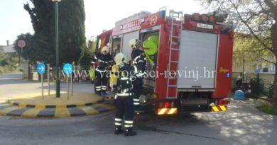 Vježba evakuacije dječjeg vrića Neven – Centrala